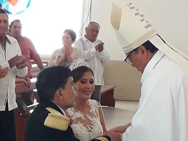 La boda de Raúl  y Claudia Ivett  en Isla Mujeres, Quintana Roo 11