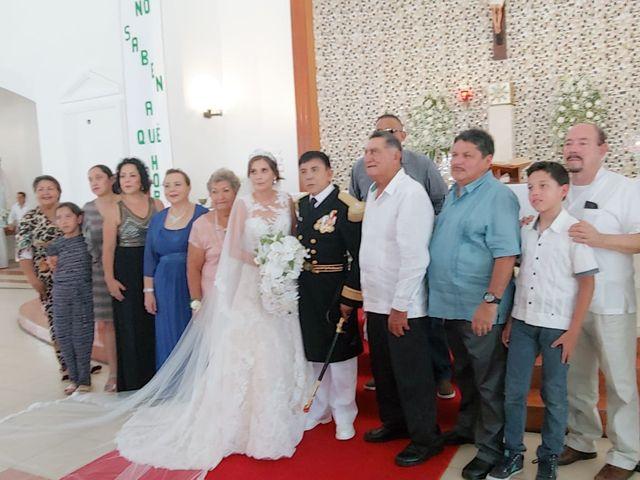 La boda de Raúl  y Claudia Ivett  en Isla Mujeres, Quintana Roo 16