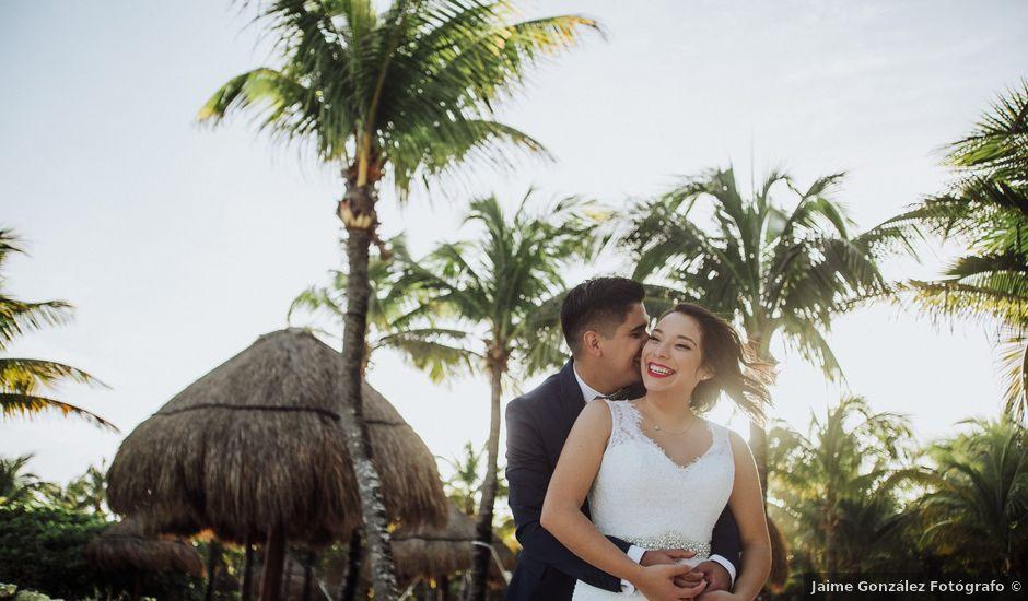 La boda de Patricio y Daniela en Playa del Carmen, Quintana Roo