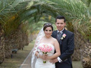 La boda de Mary Carmen y Ulpiano