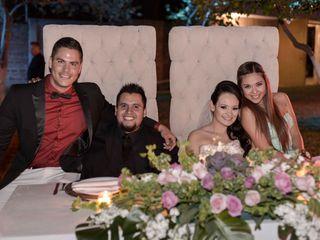 La boda de Violeta y Marco