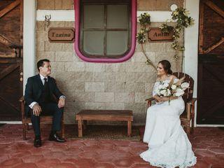 La boda de Magali y Armando