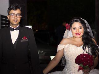 La boda de Laura y Kinshuk