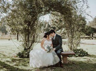 La boda de Karen y Daniel
