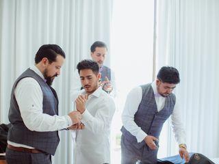 La boda de María Fernanda y Fernando 1