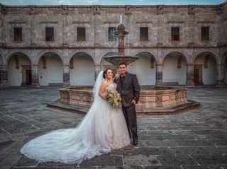 La boda de Lupita  y Héctor