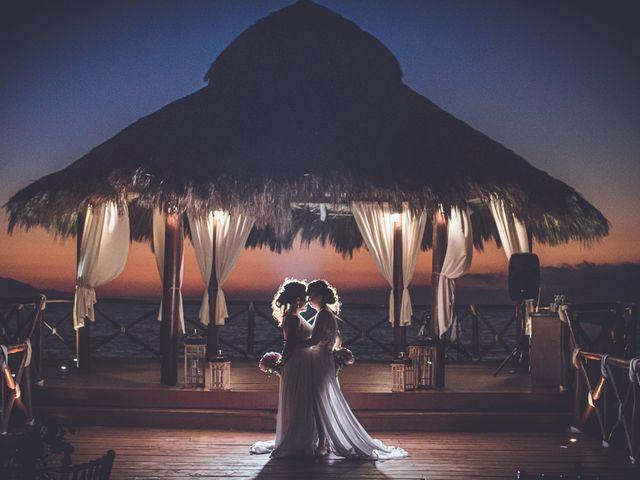 La boda de Karla y Daniela