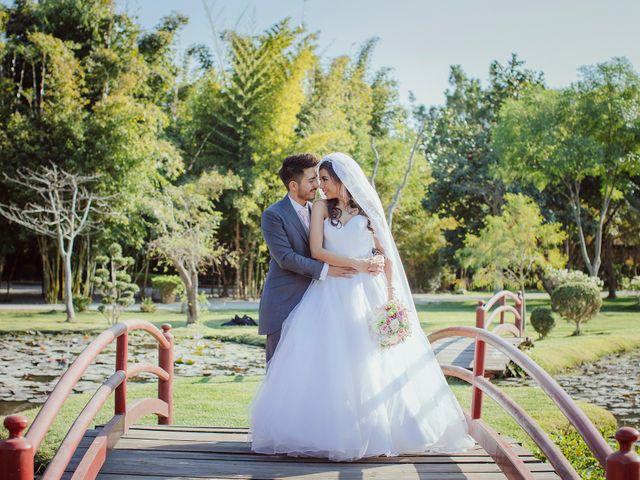 La boda de María Fernanda y Fernando