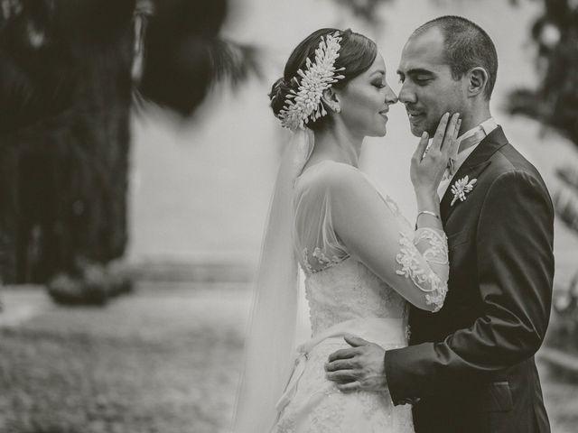 La boda de Gina y Alex