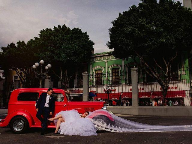 La boda de Freddy y Guille