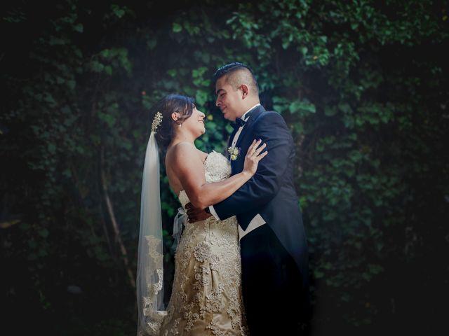 La boda de Maye y Joan