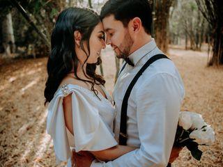 La boda de Lucía y Jozabed 2
