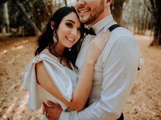 La boda de Lucía y Jozabed 3