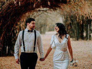 La boda de Lucía y Jozabed