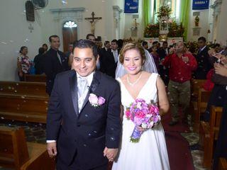 La boda de Nelly y Tomás