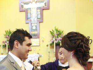 La boda de Iván y Erika 1