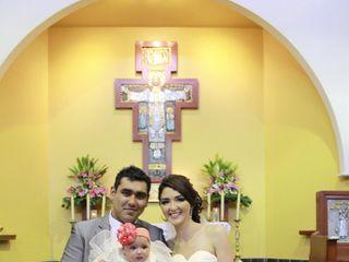 La boda de Iván y Erika