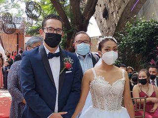 La boda de Julia Erandy  y Daniel Valentín  3