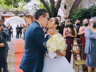 La boda de Julia Erandy  y Daniel Valentín