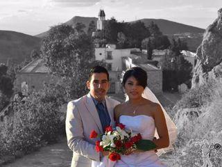 La boda de Cinthya y Manuel