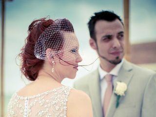 La boda de Sa'día y Andrew 3