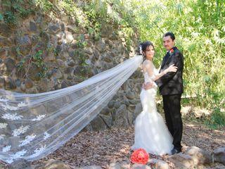 La boda de Mirna y Alfredo