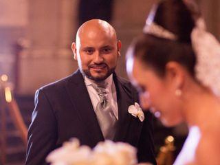 La boda de Adriana y Ernesto