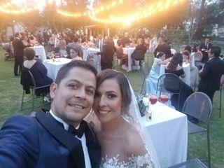 La boda de Estefani  y Edgar  1