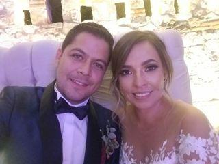 La boda de Estefani  y Edgar