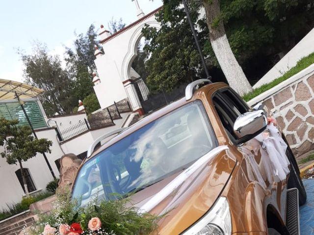 La boda de Daniel Valentín  y Julia Erandy  en Coacalco, Estado México 4