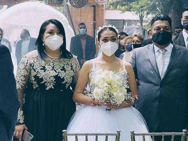 La boda de Daniel Valentín  y Julia Erandy  en Coacalco, Estado México 1
