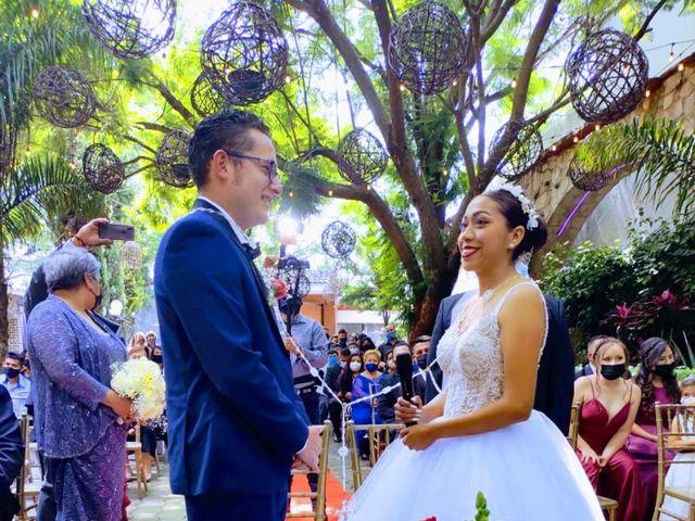 La boda de Daniel Valentín  y Julia Erandy  en Coacalco, Estado México 8