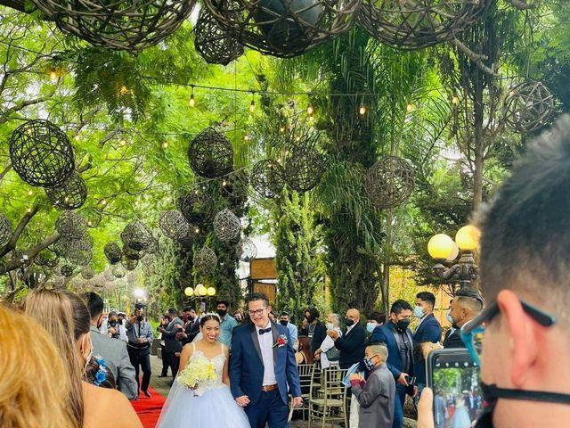 La boda de Daniel Valentín  y Julia Erandy  en Coacalco, Estado México 9