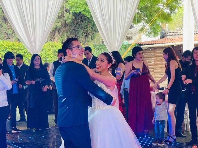 La boda de Daniel Valentín  y Julia Erandy  en Coacalco, Estado México 10