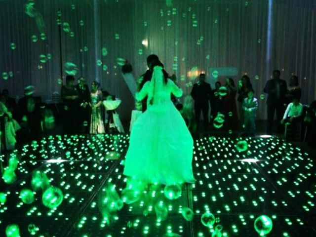 La boda de Daniel Valentín  y Julia Erandy  en Coacalco, Estado México 13