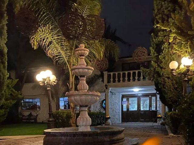 La boda de Daniel Valentín  y Julia Erandy  en Coacalco, Estado México 16