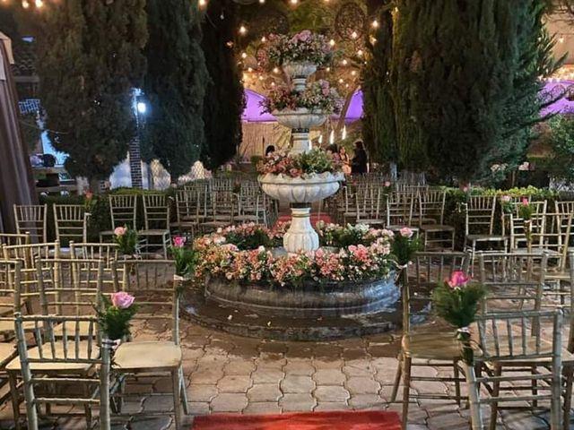 La boda de Daniel Valentín  y Julia Erandy  en Coacalco, Estado México 17