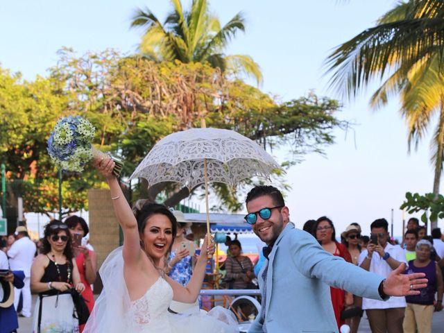 La boda de Paola y Edgar
