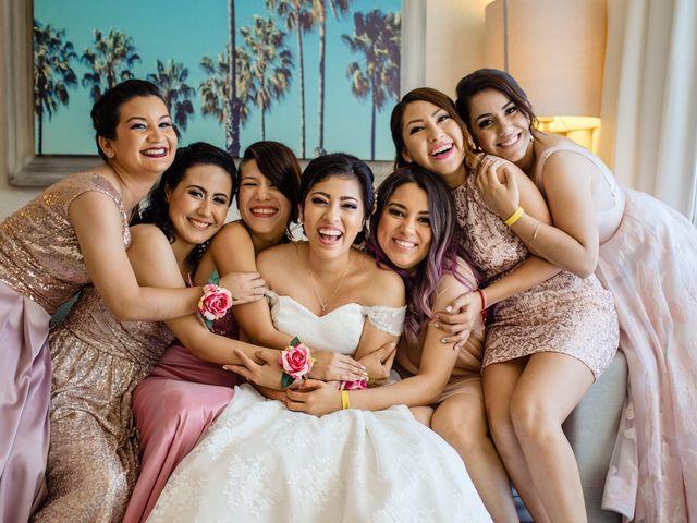 La boda de Miguel  y Lizzy en Cancún, Quintana Roo 1