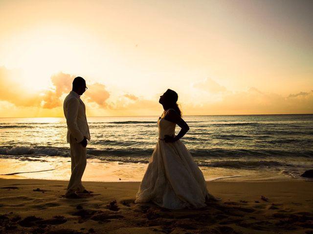 La boda de Miguel  y Lizzy en Cancún, Quintana Roo 7