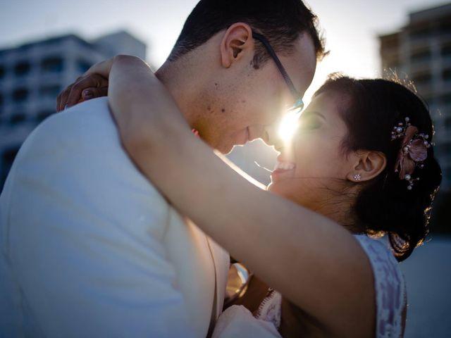 La boda de Lizzy y Miguel