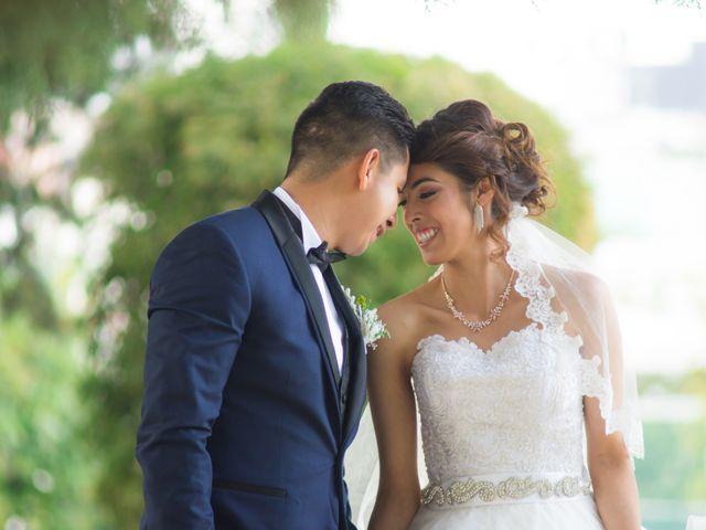 La boda de Juan y Angélica