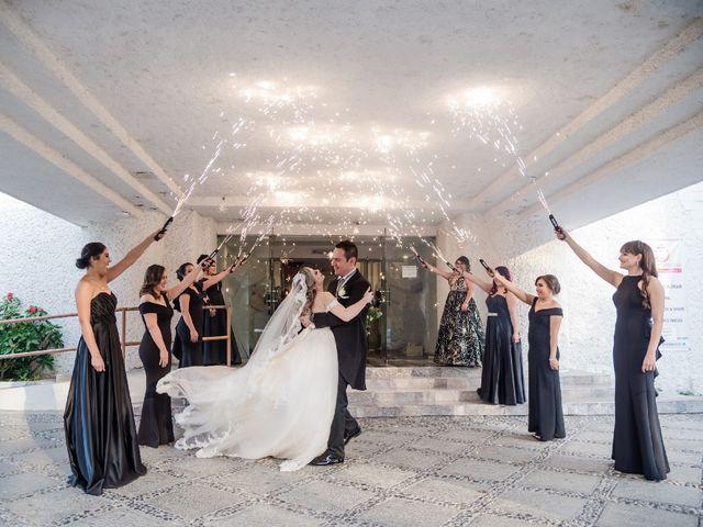 La boda de Gethza  y Oscar