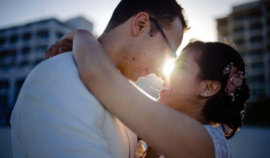 La boda de Miguel  y Lizzy en Cancún, Quintana Roo