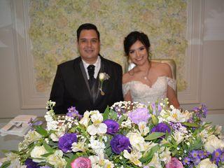 La boda de Alexsandra y Jonathan