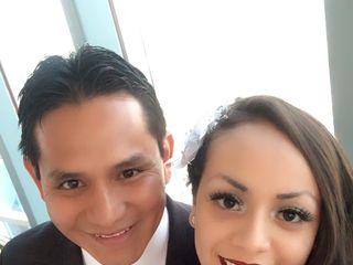 La boda de Lucero y Víctor  1