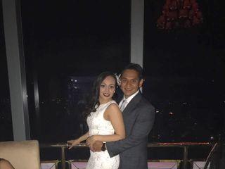 La boda de Lucero y Víctor