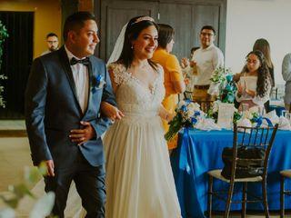 La boda de Karla y Luis Santiago