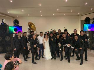 La boda de Karla y Luis Santiago 2
