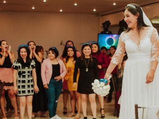 La boda de Karla y Luis Santiago 3